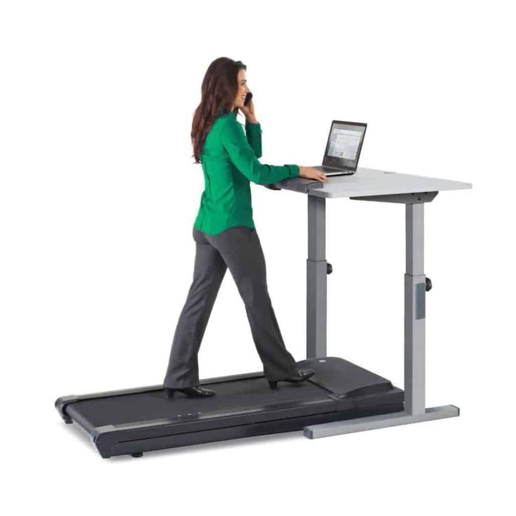 LifeSpan TR1200-DT5 Treadmill Desk Review - treadmills for 300 lbs