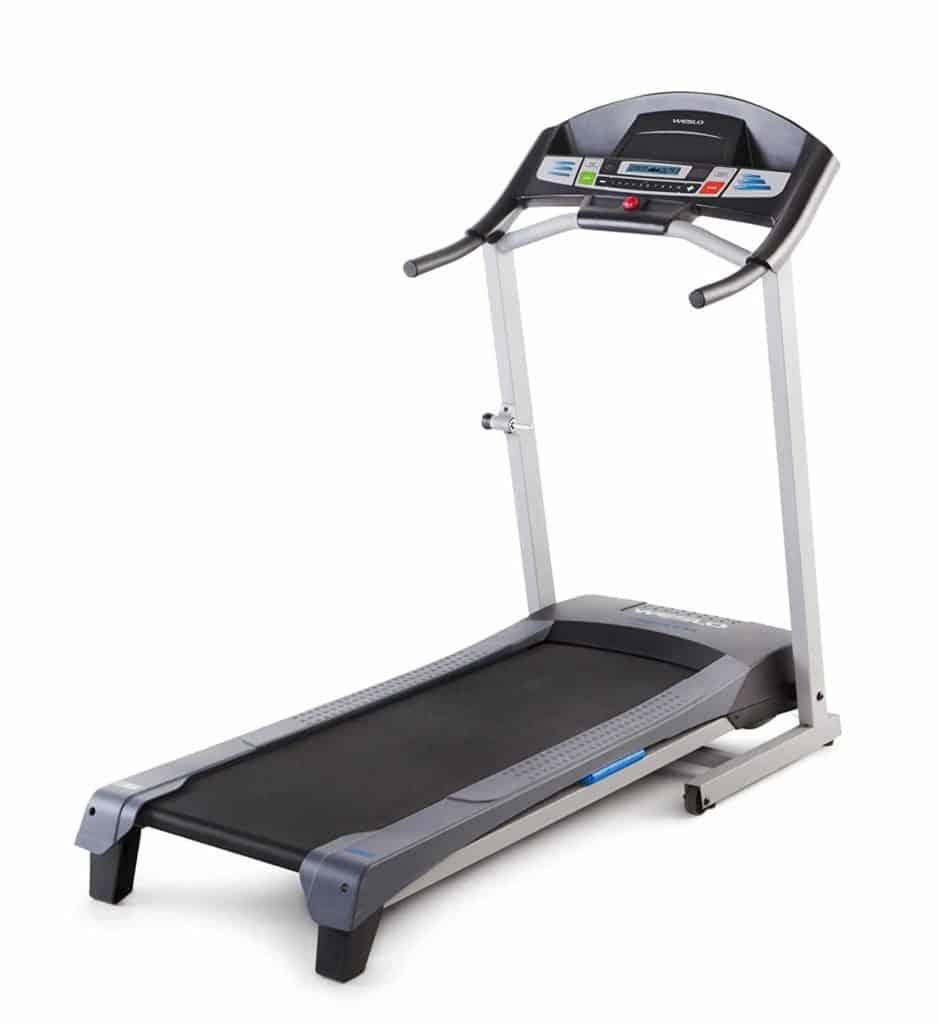 Weslo Cadence G 5.9 Treadmill Review - high weight capacity treadmills