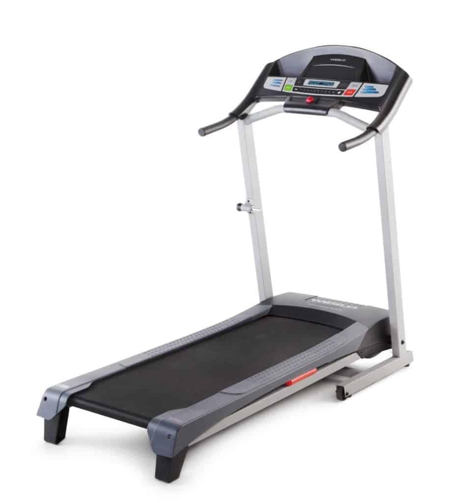 Weslo Cadence R 5.2 Treadmill Review - treadmills for fat guys