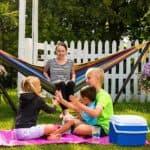 Camping Hammocks for Big Guys - Heavy Duty Hammock Buying Guide