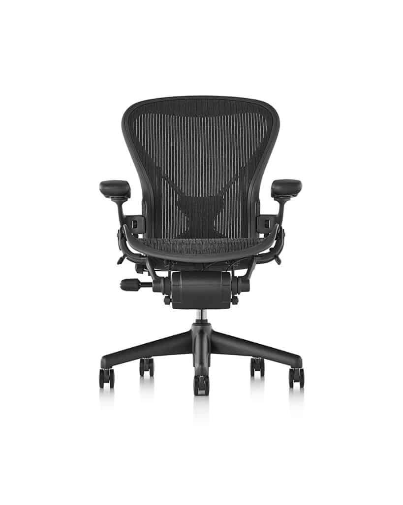 Herman Miller Classic Aeron Chair - Fully Adjustable