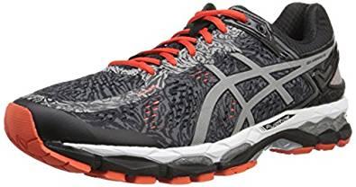 ASICS Mens GEL-Kayano 22 Heavy Running Shoe
