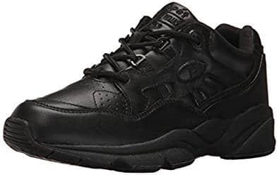 Propét Men's Stability Walking Sneakers for overweight walkers