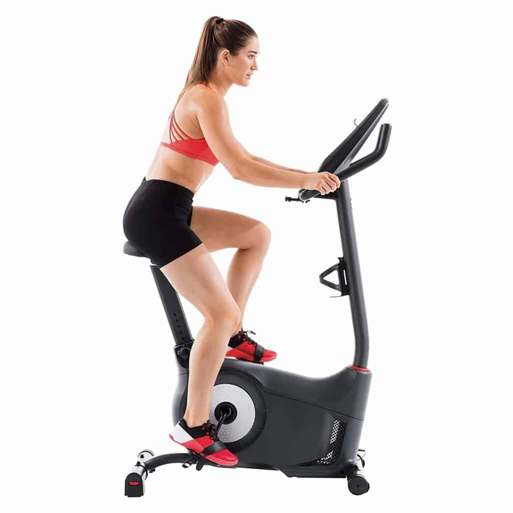 Schwinn Upright Bike Series - exercise bike 300 lb capacity