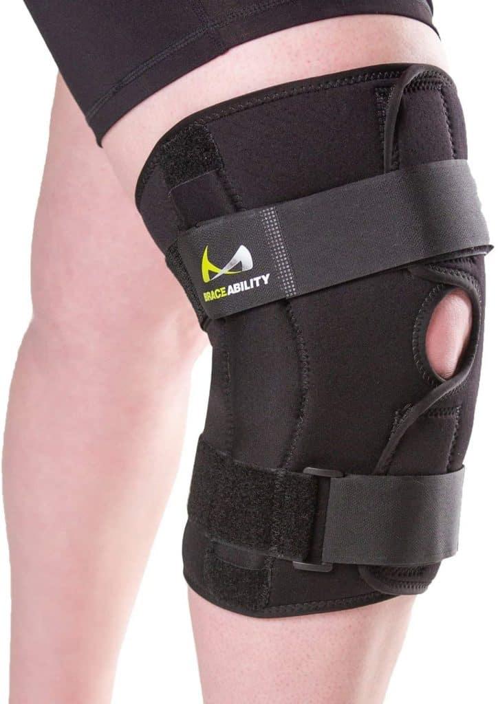 BraceAbility 6XL Plus Size Knee Brace