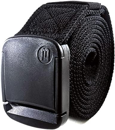 BETTA 1.5 Inch Wide Men's Elastic Stretch Belt