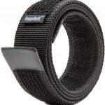 Loopbelt No-Scratch Reversible Web Belt