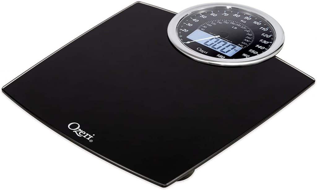 Ozeri Rev 400 lbs Bathroom Scale