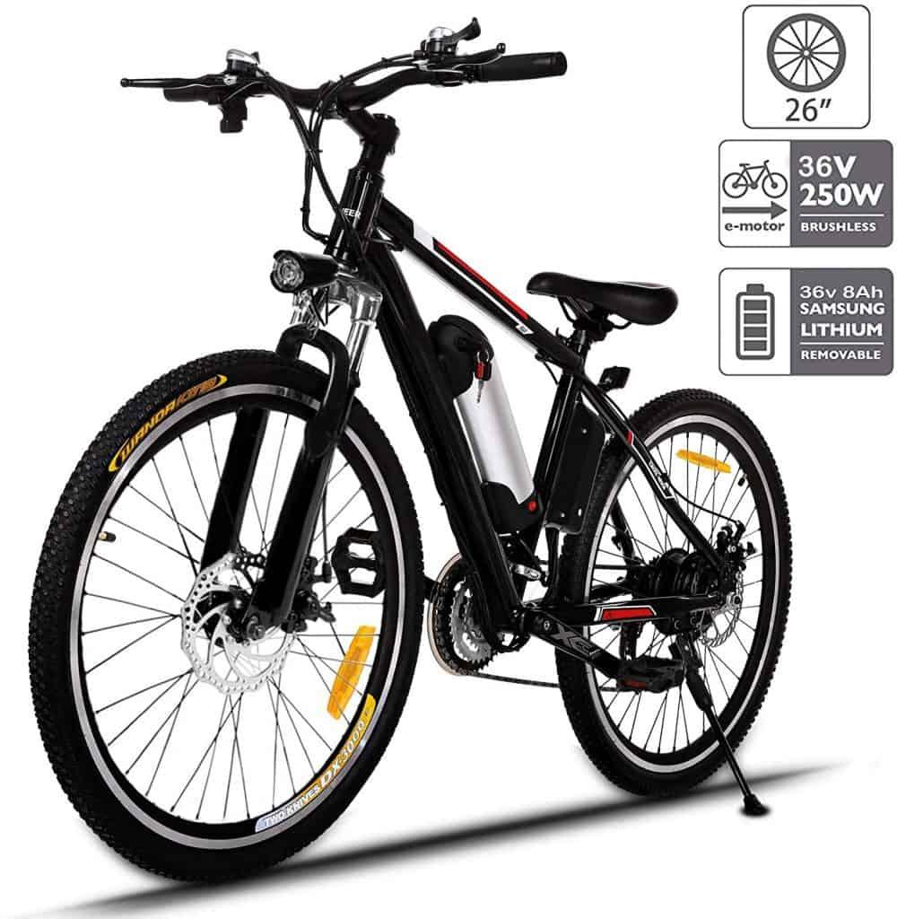 Aceshin 26 inch Electric Bike