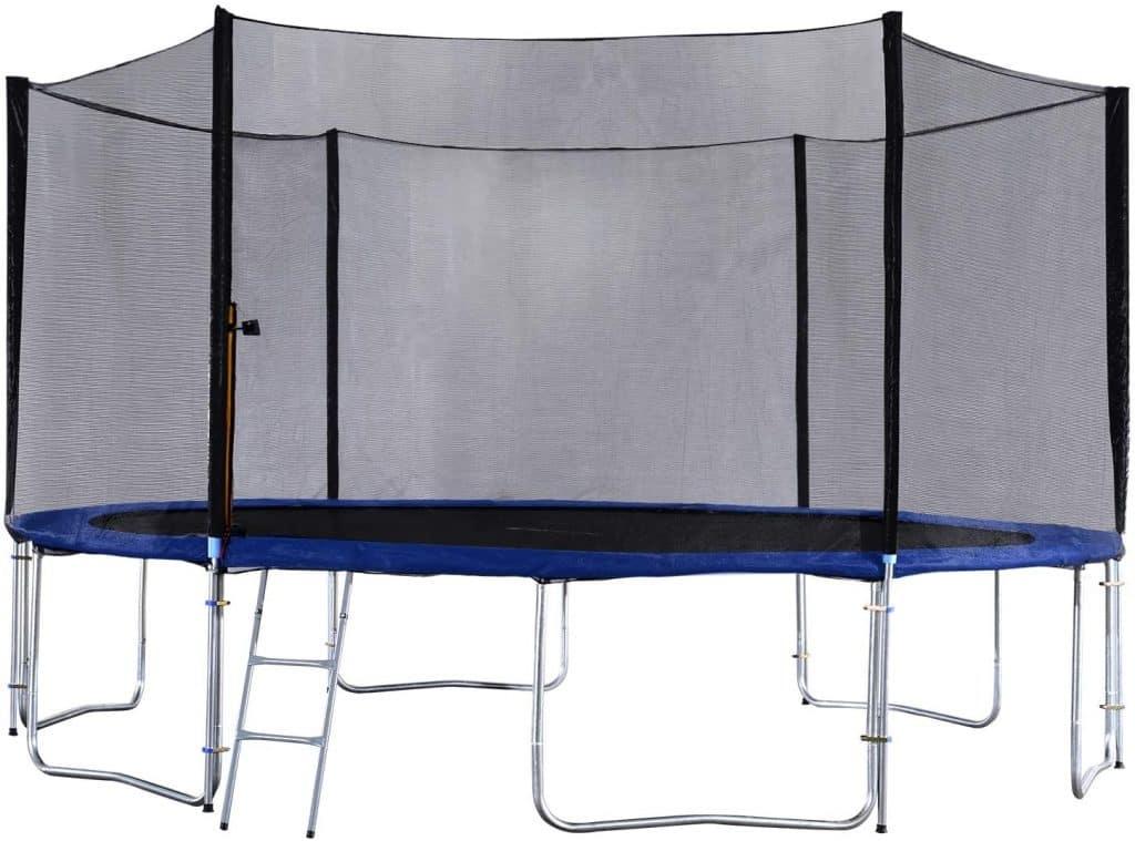 Exacme 6W Legs Trampoline Safety Pad