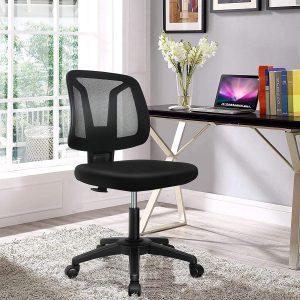 Best Heavy-Duty Armless Office Chairs (2021)