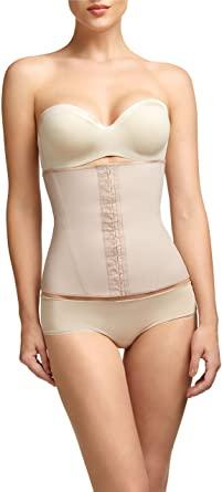 Squeem - Perfectly Curvy, Women's Firm Control Strapless Waist Cincher